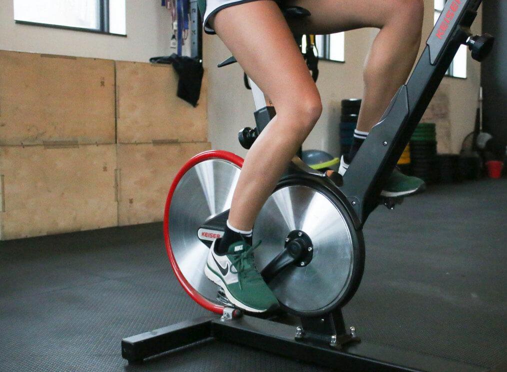 Какие мышцы работают при тренировках на велотренажере