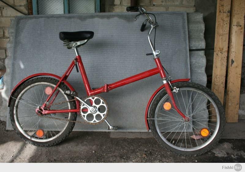 6 лучших советских велосипедов   русская семерка
