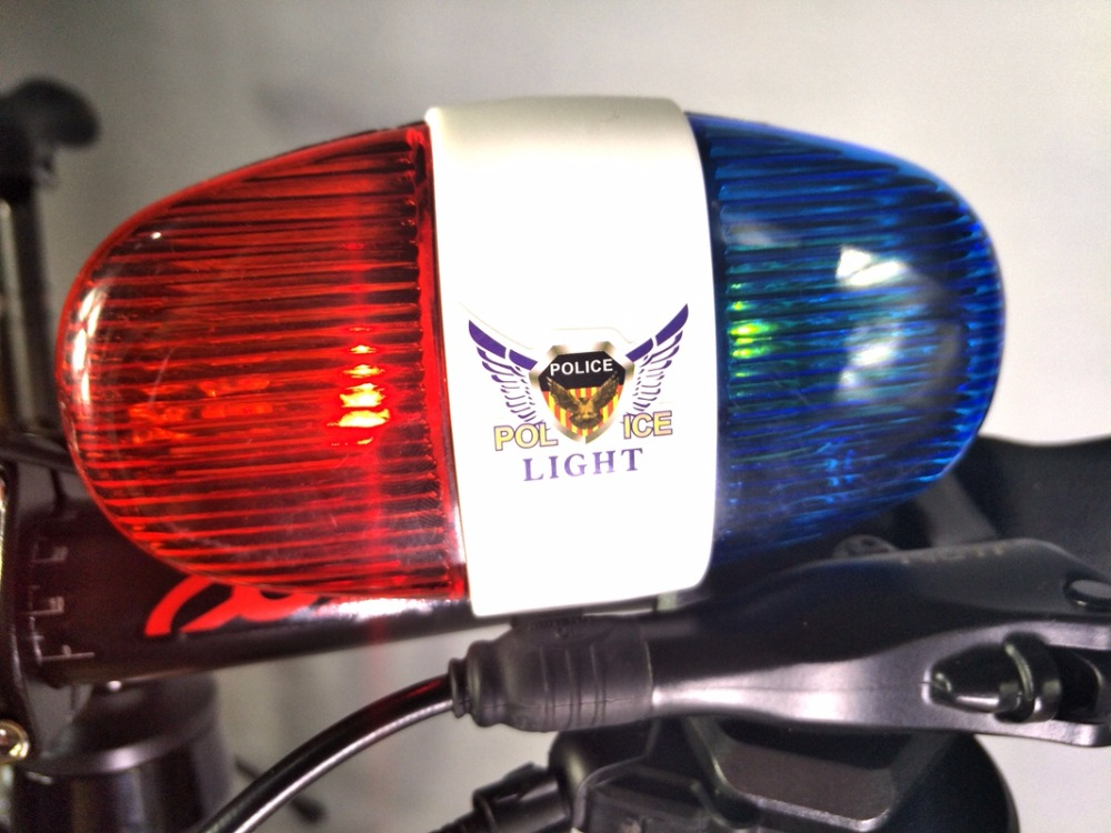 Разновидности фонарей для велосипеда