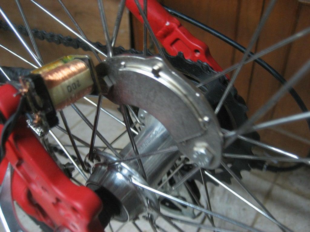 Динамо-втулка для зарядки гаджетов – преимущества и недостатки