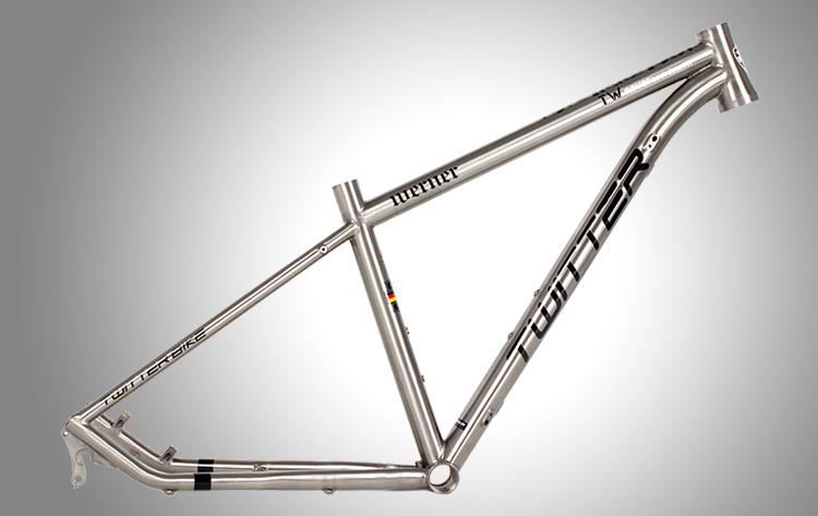 Материал рамы велосипеда