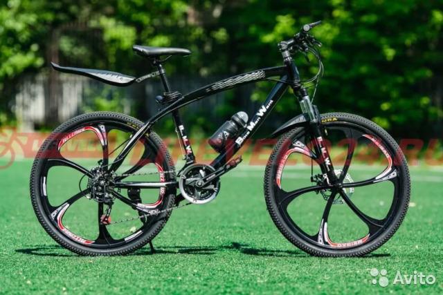 Плюсы и минусы велосипедов на литых колёсных дисках