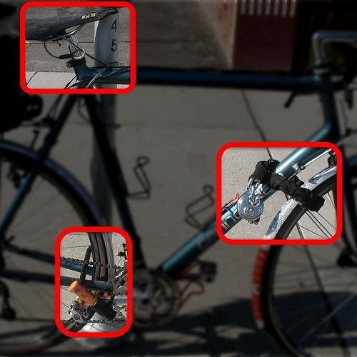 Бонки для велосипеда