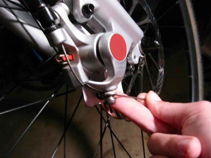 Велосипедные тормозные колодки их виды и обслуживание