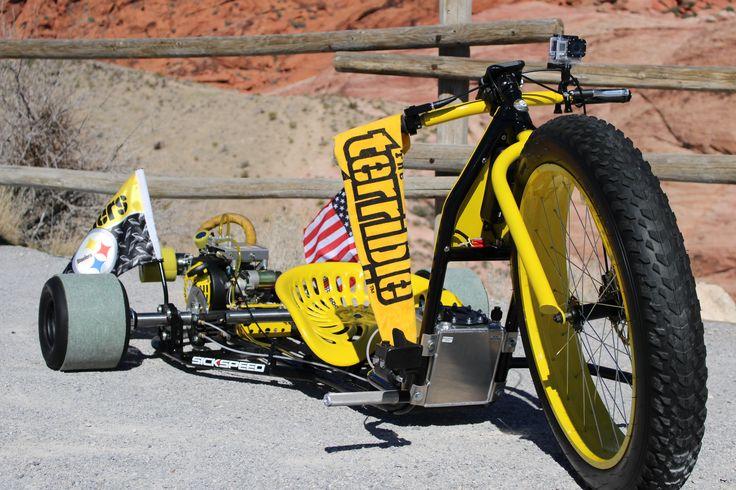 Трехколесный велосипед для дрифта: с мотором, цена, видео, как сделать своими руками