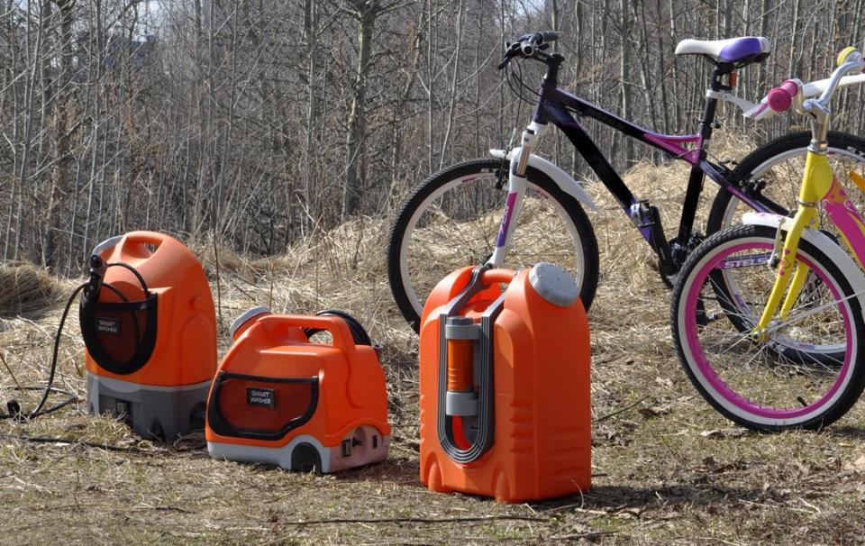 Как мыть велосипед в домашних условиях, можно ли помыть на автомойке