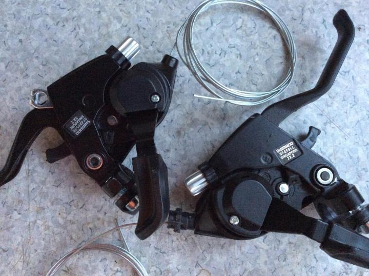 Виды переключателей скоростей на руле велосипеда, нюансы установки