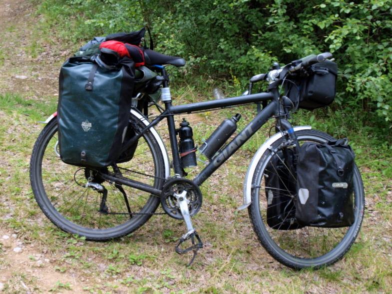 Велосипедный туризм: виды, велосипеды для велотуризма