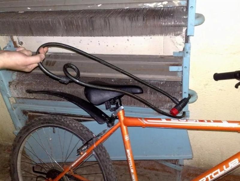 Не дать украсть велосипед: 10 простых советов