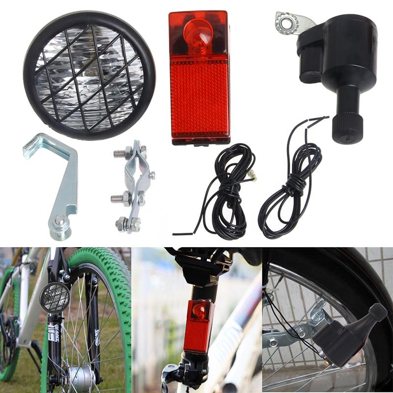 Как выбрать и установить фонарь на руль велосипеда?