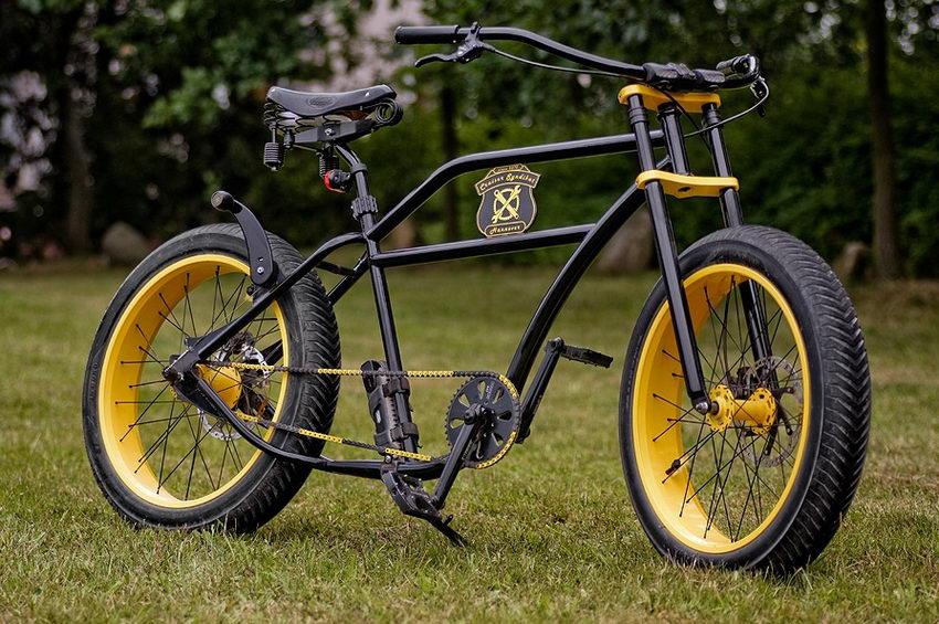 Необычные велосипеды - на солнечных батареях, чопперы, деревянные, совмещенные с рюкзаком
