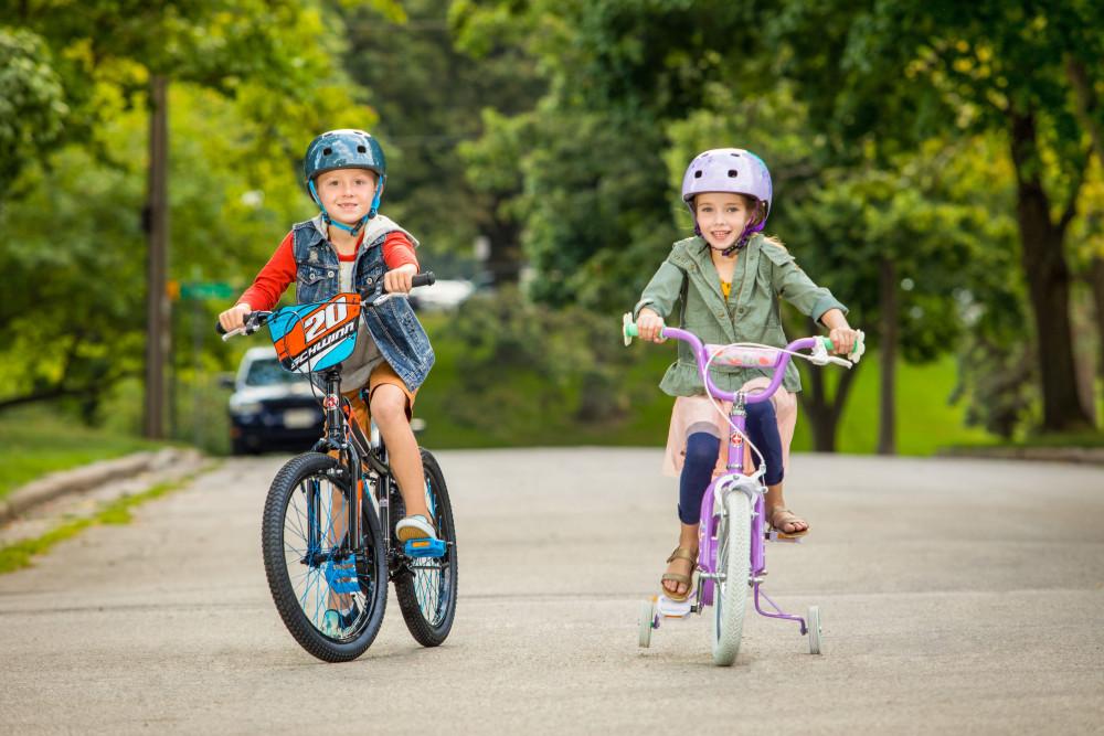 Велосипед для детей от 4 лет: советы при выборе, лучшие модели, отзывы родителей