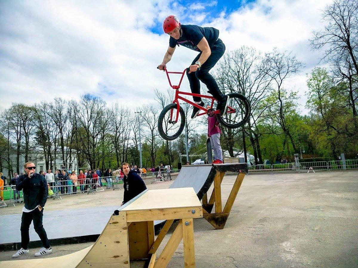 Особенности трюковых велосипедов для прыжков
