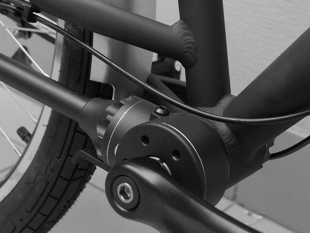 Карданный велосипед без цепи: плюсы и минусы