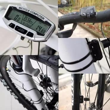 Как настроить велосипедный компьютер