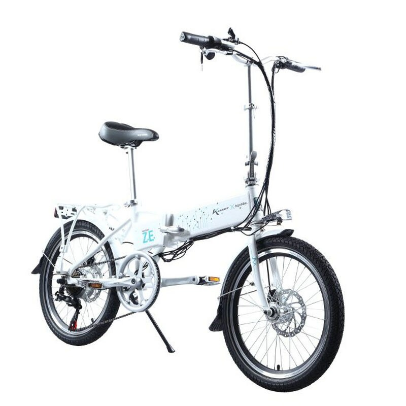 Электровелосипед (полный обзор всех типов)