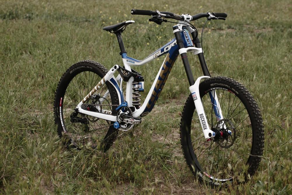 Велосипед для dh