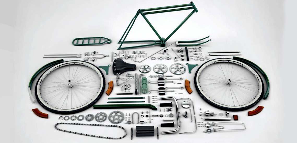 Как разобрать и собрать обратно заднее колесо скоростного велосипеда