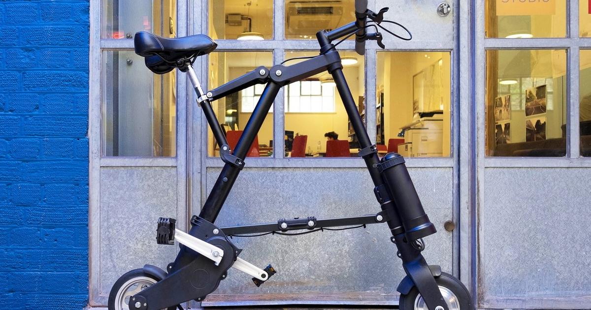 Складной велосипед для взрослых: преимущества и недостатки