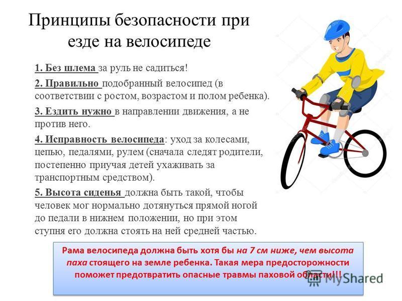 Как научить ребёнка кататься на велосипеде — ride a bike!