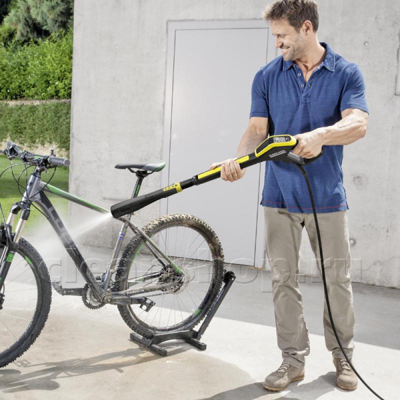Можно ли мыть велосипед на автомойке и где такие найти?