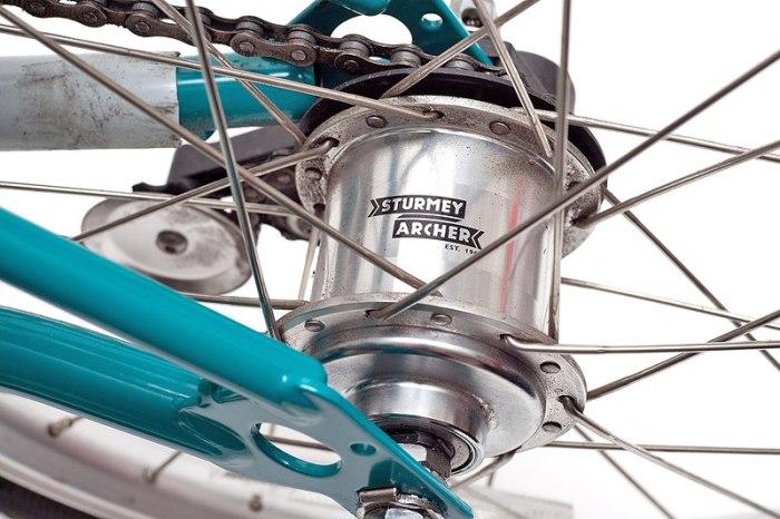 Велосипедные динамо-втулки