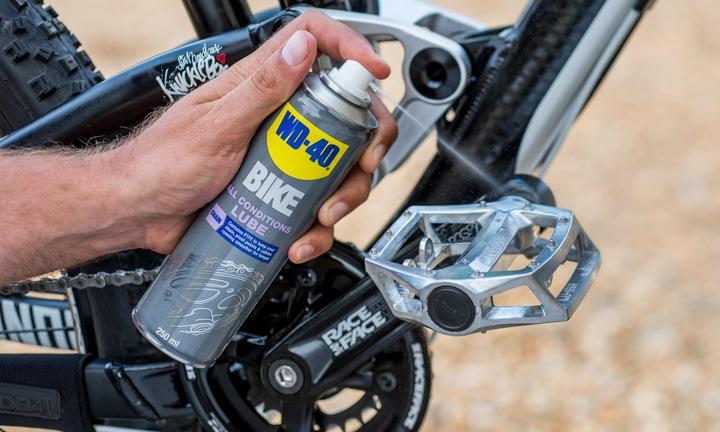 Как смазать цепь велосипеда