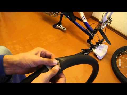 Каким клеем заклеить камеру велосипеда?