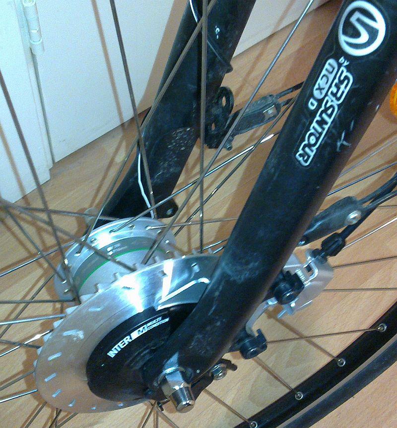 Тормоза для велосипеда