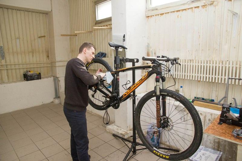 Уход за велосипедом: подготовка велосипеда к сезону и к хранению