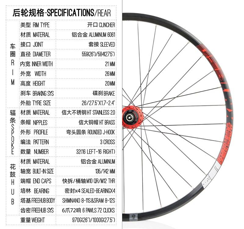 Размер колес велосипеда и их особенности