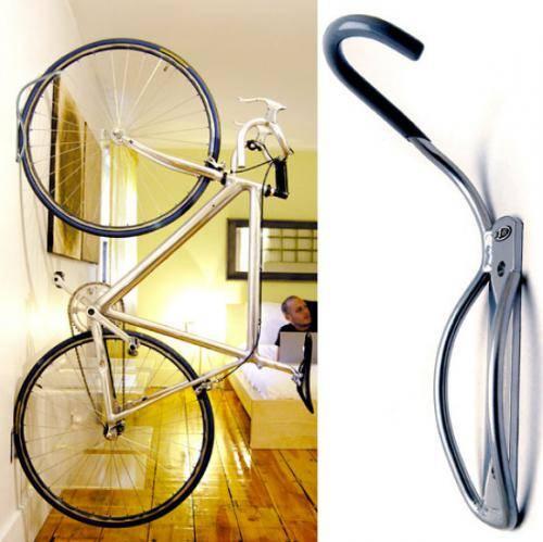 Крепление на стену для велосипеда своими руками за раму и колесо - вертикальное, кронштейн, фото и видео