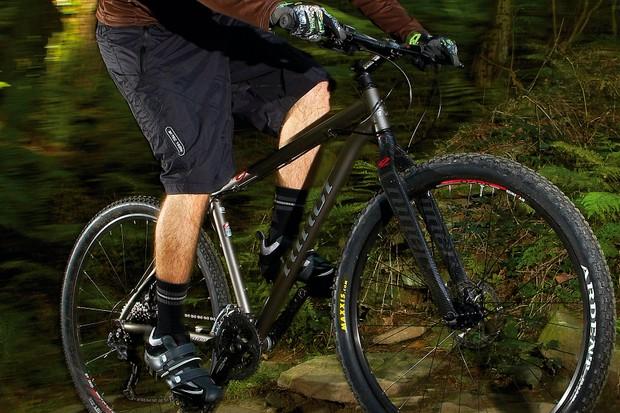 Велосипед-найнер (горный байк с колесами 29 дюймов)