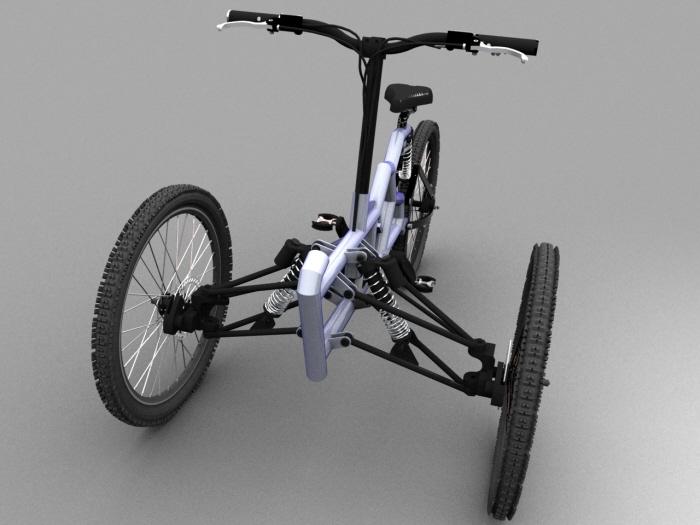 Как сделать трехколесный велосипед для взрослых самостоятельно?