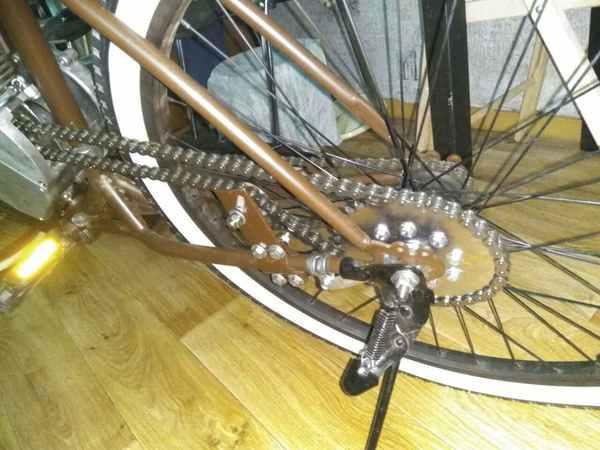 Как усовершенствовать велосипед