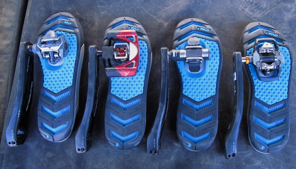 Как выбрать контактные педали для велосипеда?