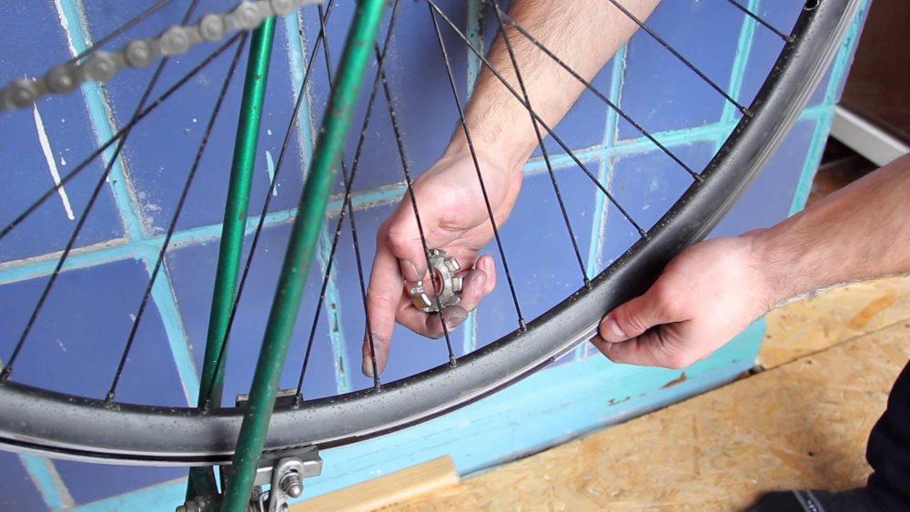 Спицы для велосипеда: какие бывают и как выбрать?