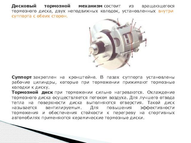 Выбор тормозов: дисковые или v-образные | сайт котовского