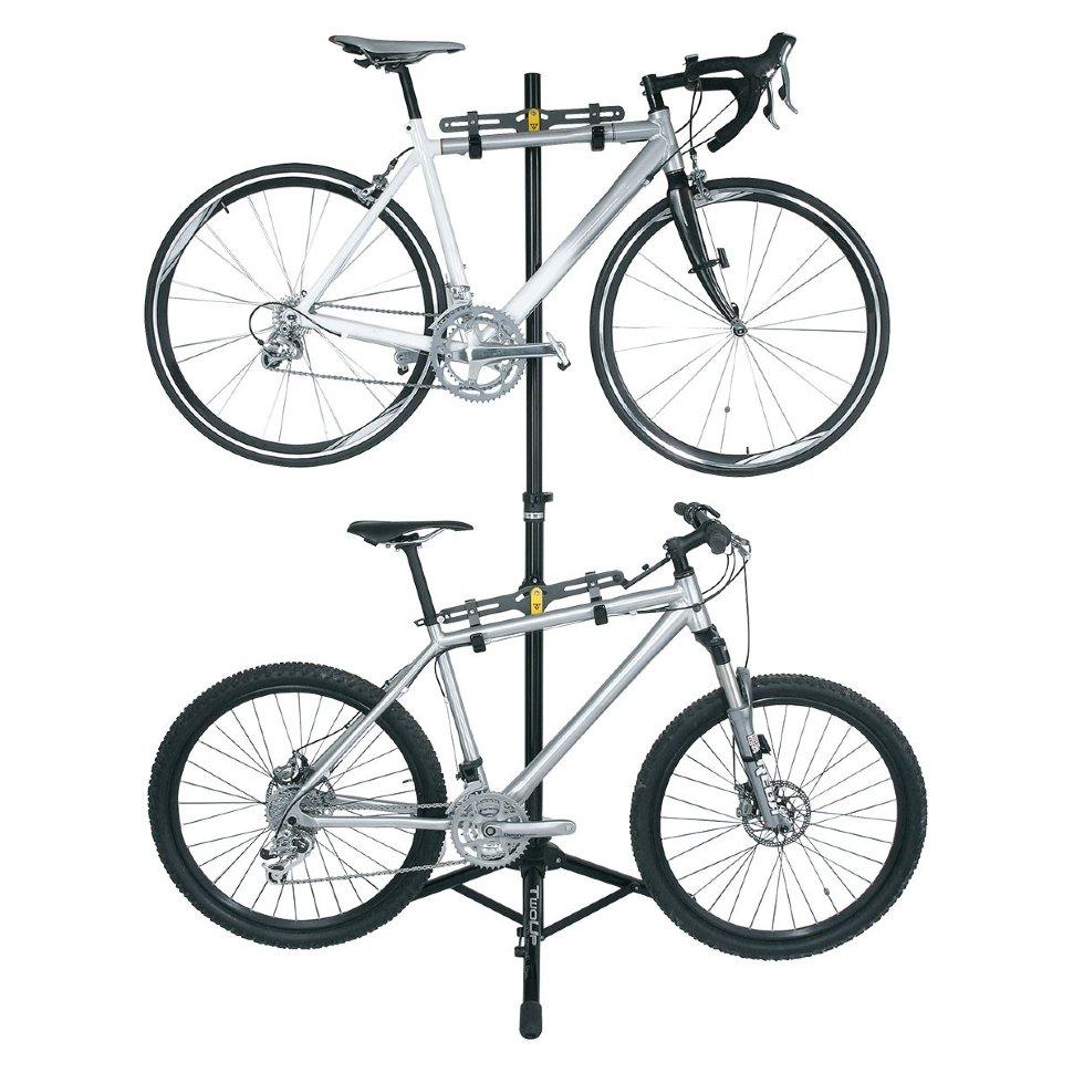 Подставка под велосипед своими руками