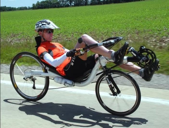 Что такое лежачий велосипед – лигерад