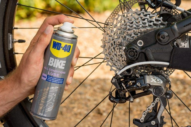 Как и чем смазывать велосипед - livelong