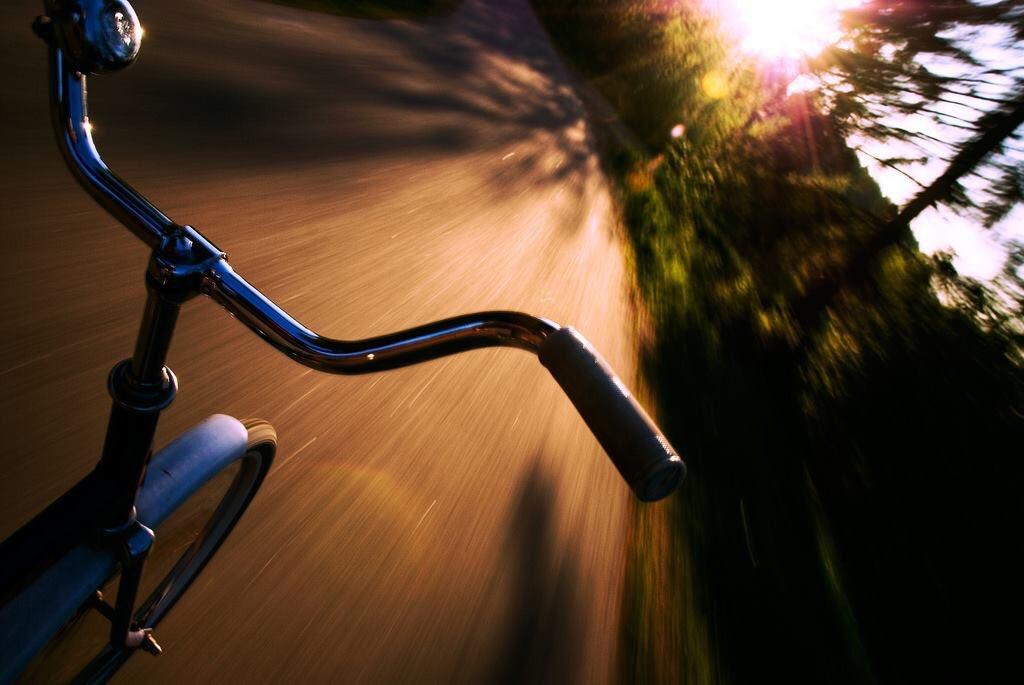 Максимальная скорость для велосипеда