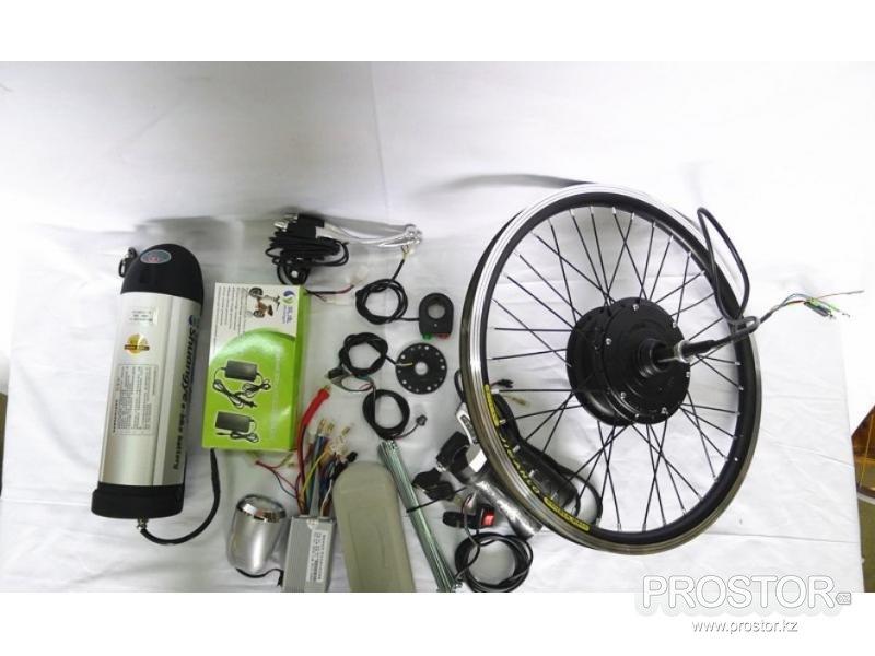 Электронаборы для переоборудования велосипедов - всё о велоспорте