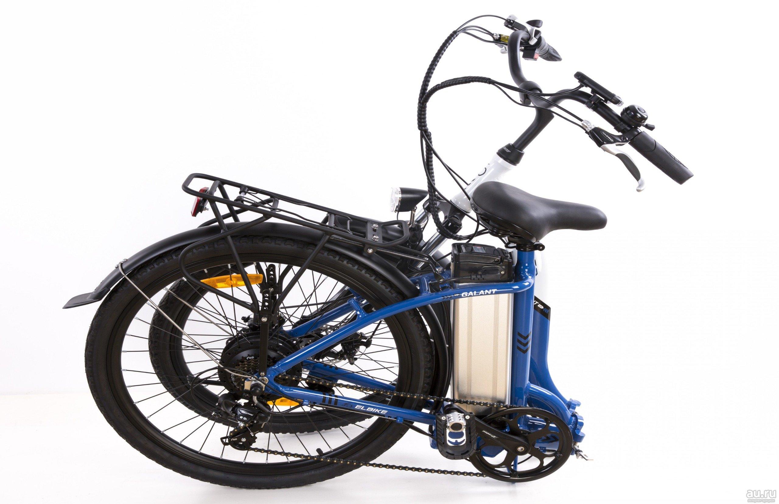 Как выбрать складной велосипед