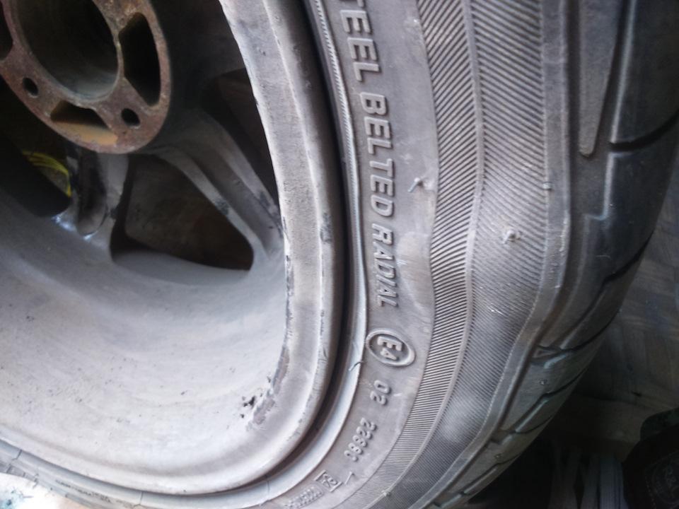 Грыжа на колесе - опасно или можно ездить?   automotolife.com