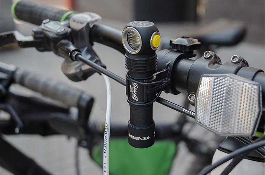 Как выбрать фару для велосипеда