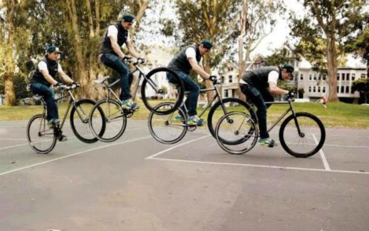 Как научиться прыгать на велосипеде | kryptobike tm