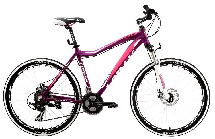 Велосипеды бренда lorak — особенности моделей и отзывы