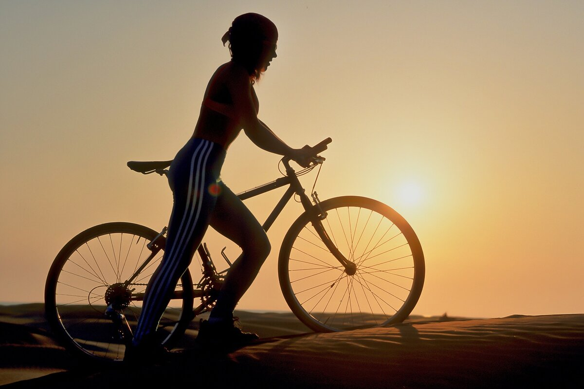 Почему большинство велосипедистов не худеют от езды на велосипеде