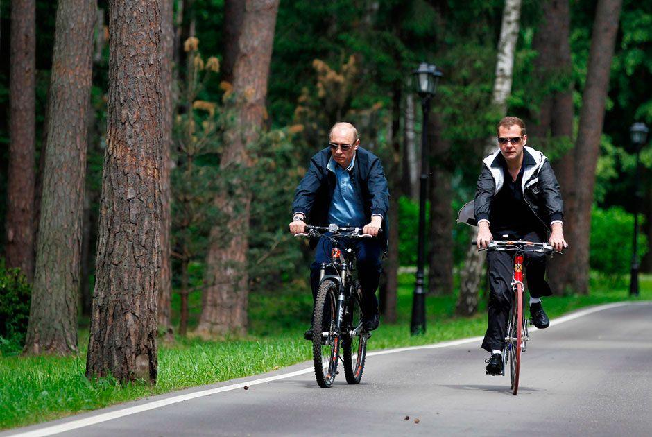 Основы езды на велосипеде